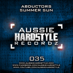ABDUCTORS - Summer Sun (Front Cover)