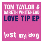 TAYLOR, Tom/GARETH WHITEHEAD - Love Tip EP (Front Cover)