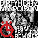 DIRTYHERTZ feat TAMARIND - My Poison - The Remixes (Front Cover)