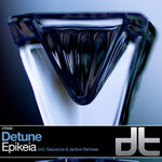DETUNE - Epikeia (Front Cover)