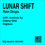 LUNAR SHIFT - Rain Drops (Front Cover)
