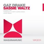 DRAKE, Gaz - Sassie Waltz (Front Cover)