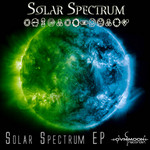 SOLAR SPECTRUM - Slow Vibrations EP (Front Cover)