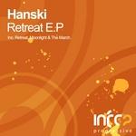 HANSKI - Retreat EP (Front Cover)