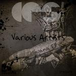 LJUSA, Almir/MARIO MONTERO/CHRISTIAN PEAK - Iguana EP (Front Cover)