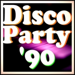 VARIOUS - Disco Party '90 (Front Cover)