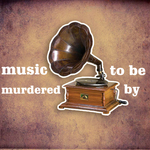MR PHOBOS feat GALEKTIK - Music To Be Murdered By (Front Cover)