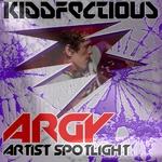 ARGY - Argy Artist Spotlight (Front Cover)
