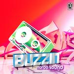 DJ BUZZIN - Murda Sound (Front Cover)