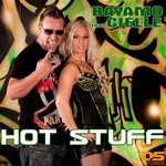 BAYAMO feat CIELLE - Hot Stuff (Front Cover)