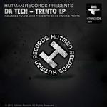 DA TECH - Trento EP (Front Cover)