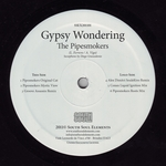 PIPESMOKERS, The - Gypsy Wondering (Front Cover)