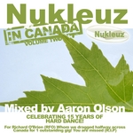 OLSON, Aaron/Various - Nukleuz In Canada Vol 2 (mixed by Aaron Olson) (unmixed tracks) (Front Cover)