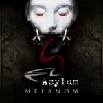 ACYLUM - Melanom (Front Cover)