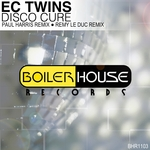 EC TWINS, The - Disco Cure (Front Cover)