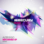 ALTER EGO - Reformed EP (Front Cover)