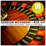 RANDOM MOVEMENT - Risk VIP (Front Cover)