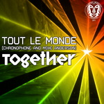 CHRONOPHONE/MIKE ANDERSON - Together (Front Cover)