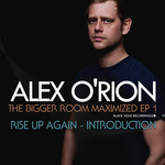 O RION, Alex - The Bigger Room Maximized EP 1 (Front Cover)