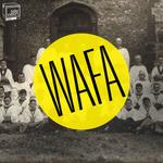 WAFA - Choir Crunch EP (Front Cover)