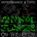REMEMBRANCE/CRITIC - Astral Flames EP (Front Cover)