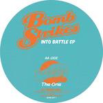 FEATURECAST/PIMPSOUL - Into Battle EP Vol 1 (Back Cover)