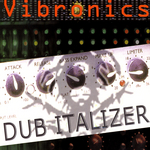 VIBRONICS - Dub Italizer (Front Cover)