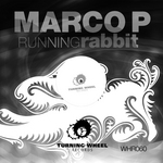 MARCO P - Running Rabbit (Front Cover)