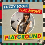 FUZZY LOGIK/MYSHY - Playground (Front Cover)
