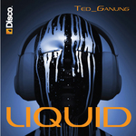 GANUNG, Ted - Liquid (Front Cover)