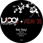 BABI (ITALY) - Vida! 035 (Front Cover)