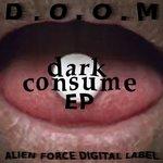 DOOM - Dark Consume EP (Front Cover)