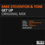 STEVENTON, Mike/TONE - Get Up (Front Cover)