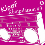 VARIOUS - Klopfkompilation #3 (Front Cover)
