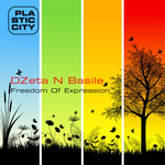 DZETA N BASILE - Freedom Of Expression (Front Cover)