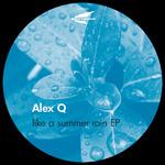 ALEX Q - Like A Summer Rain EP (Front Cover)