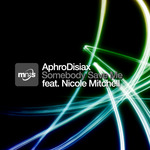APHRODISIAX feat NICOLE MITCHELL - Somebody Save Me (Front Cover)