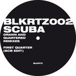 DEADBEAT - Drawn & Quartered Remixes (Front Cover)