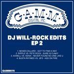 DJ Will-Rock Edits EP 2