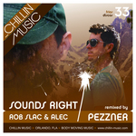 SLAC, Rob & ALEC - Sounds Right (Front Cover)