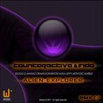 COUNTERACTIVE & FIDO - Alien Explorer Remix (Front Cover)