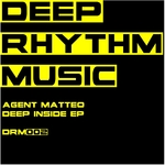 AGENT MATTEO - Deep Inside EP (Front Cover)