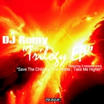 DJ ROMY - Trilogy EP (Front Cover)
