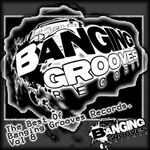 VARIOUS - The Best Of Banging Grooves Records Vol 8 (Front Cover)