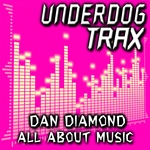 DIAMOND, Dan - All About Music (Front Cover)
