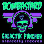 BOMBASTARD - Galactik Puncher (Front Cover)