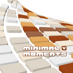 VARIOUS - Minimal Moments V (Front Cover)