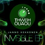 KEKKONEN, Janno - Invisible EP (Front Cover)