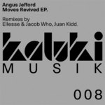 JEFFORD, Angus - Moves Revived EP (Front Cover)
