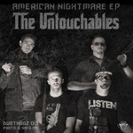 UNTOUCHABLES, The - American Nightmare EP (Back Cover)